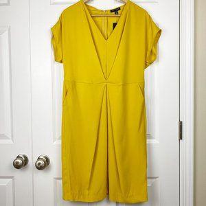 NWT Kenneth Cole Size L Womens Dress Knee Length